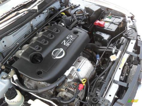 2002 Nissan Sentra Engine by 2002 Nissan Sentra Se R Spec V 2 5l Dohc 16v 4 Cylinder