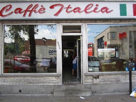 cafe italia montreal le sud ouest southwest district