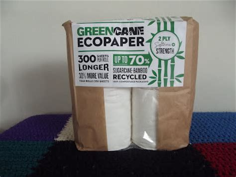 Companies That Make Toilet Paper - nonnie s greencane ecopaper toilet paper review