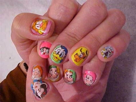nail painting for toddlers unhas decoradas infantil dicas fotos
