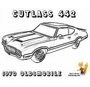 Old Car Coloring Adult Pages