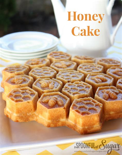 Kitchen Patterns And Designs honey cake a spoonful of sugar