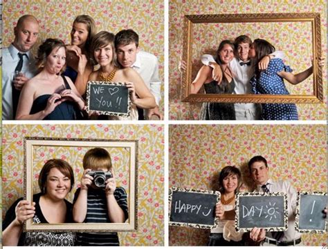 photo booth ideas photo booth prop ideas images