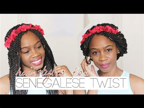 senegalese twist with headband on your forehead senegalese twist tumblr inspired hairstyles diy floral