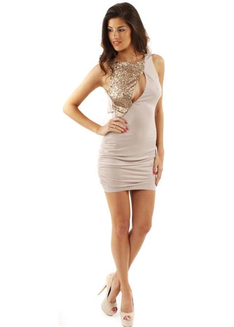 house of dereon dresses house of dereon sequin peekaboo cut out mini dress house of dereon beyonce dresses