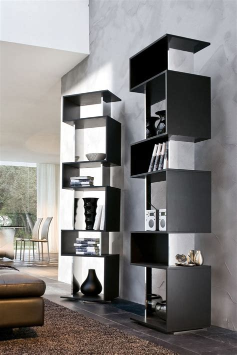 collection   standing book shelf