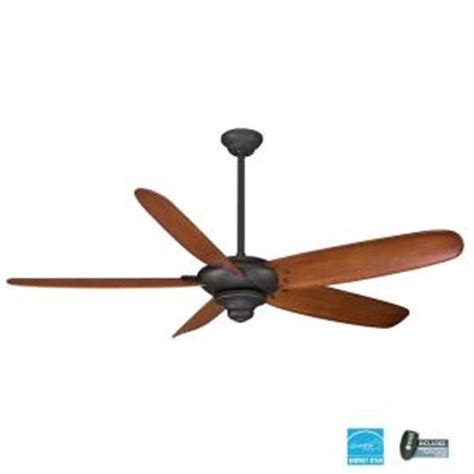altura ceiling fan light kit home decorators collection altura 68 in rubbed bronze