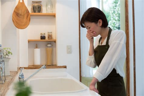 Bad Smell Coming From Kitchen Sink Drain by Funky Smell Inside Your Home It Could Be Coming From Your