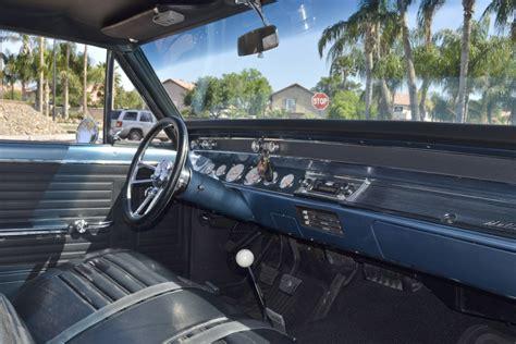 350 4 speed 1967 chevrolet el camino bring a trailer