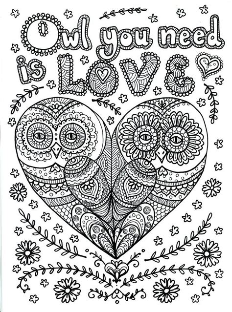 abstract paisley coloring pages owl abstract doodle zentangle paisley coloring pages