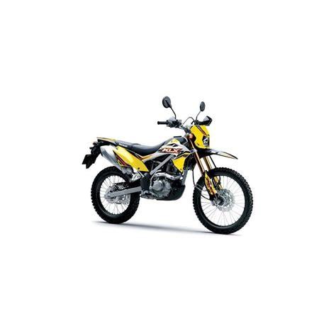 Kawasaki Klx Bf kredit motor kawasaki klx 150 bf se yellow cermati