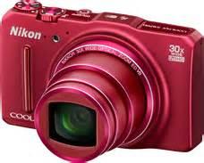 digital compact camera nikon coolpix s9700/s9600/s32