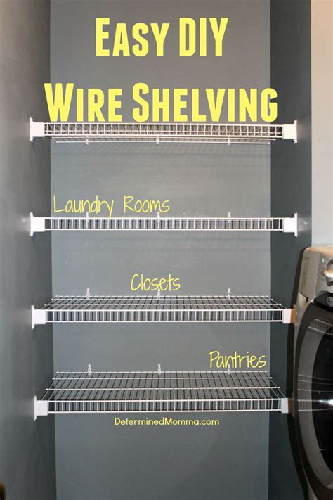 25 best ideas about wire shelving on wire
