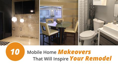 home makeovers mobile home makeovers incredible remodeling ideas with