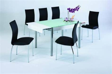 mesas para cocinas modernas mesa y sillas de cocina modernas espaciohogar