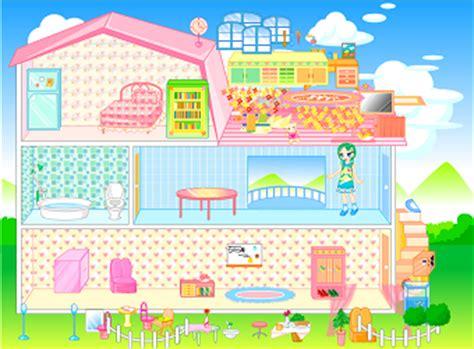 jeux de maison a decorer jeux de d 233 coration pour filles