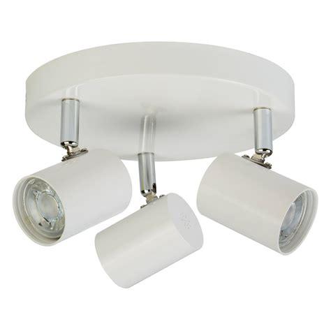 3 Spotlight Ceiling Light Rollo 3 Spot Ceiling Light Ceiling Ls Lgallerian