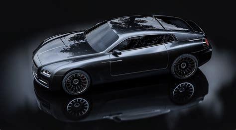 roll royce 2020 render jak by mohl vypadat rolls royce wraith v roce 2020