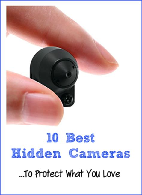 covert spy cameras best hidden cameras and tips on