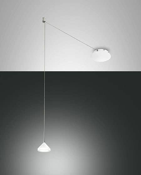 sospensione led led 8w inclusa ip20 luce calda lumen 720 struttura in metallo e