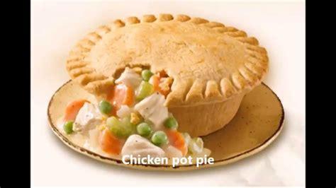 Традиционная американская еда фото