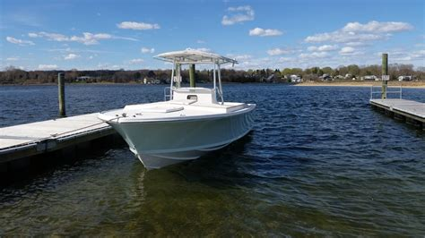 bertram boats bertram moppy center console cuddy 2015 for sale for
