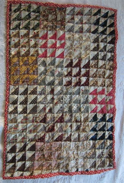 Patchwork Goose - 1000 images about antique crib doll quilts on