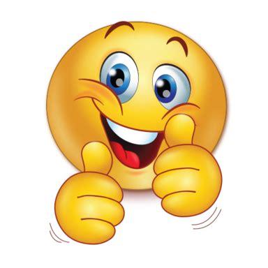 cheer happy two thumbs up emoji