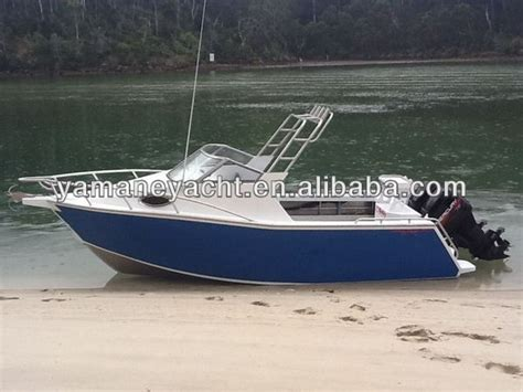 cheap cabin fishing boat 580 aluminum fishing boat with cabin australia new zealand