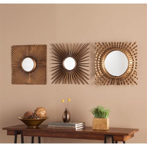 Decorative Mirror Sets by Wall Decor Top 20 Wall Mirror Sets Decorative Mirrors Wayfair Mirrors Small Wall Mirror Sets
