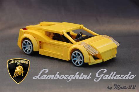 Lego Mini Lamborghini Lamborghini Gallardo Mateusz łajczyk Flickr