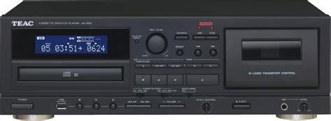 teac cassette deck teac ad 850 cassette deck cd player at audio affair