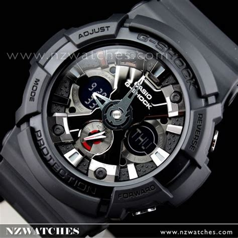 Casio G Shock Ga 201ba buy casio g shock black analog digital 200m ga 201