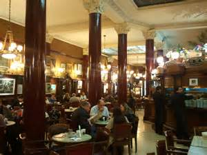 Buenos Aires Cafe Caf 233 Tortoni Buenos Aires Theproverbial Org