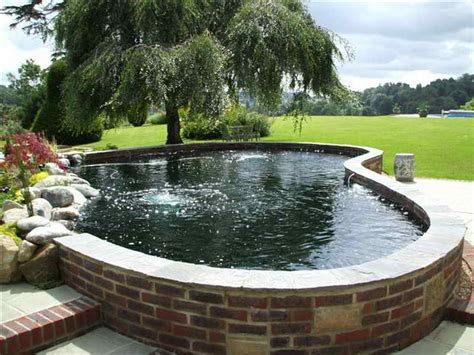 how to make a fish pond in your backyard planning ideas koi pond construction plans how to