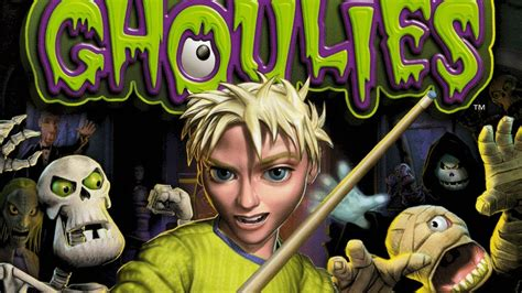 Classic Game Room Undertow - cgr undertow grabbed by the ghoulies review for xbox youtube
