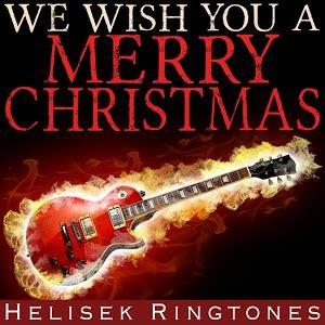 helisek ringtones     merry christmas heavy metalrock holiday   solo