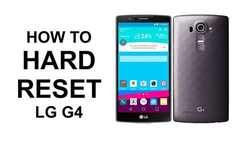 factory reset lg g4 how to hard reset lg g4 factory reset youtube