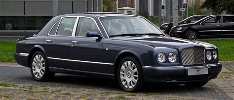 bentley arnage r file bentley arnage r facelift frontansicht 4 3