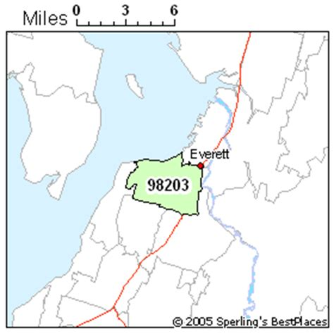 zip code map everett wa best place to live in everett zip 98203 washington