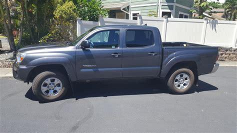 Toyota Tacoma Cab For Sale 2014 Toyota Tacoma Base Crew Cab For Sale