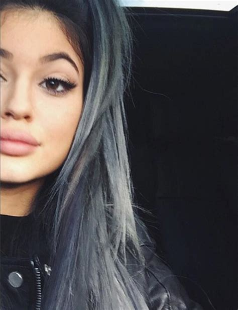 young women with gray hair violet silver hair on young how to master the grey hair trend