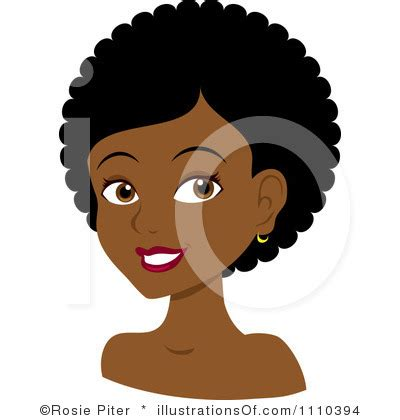 afro hair clipart cliparts.co