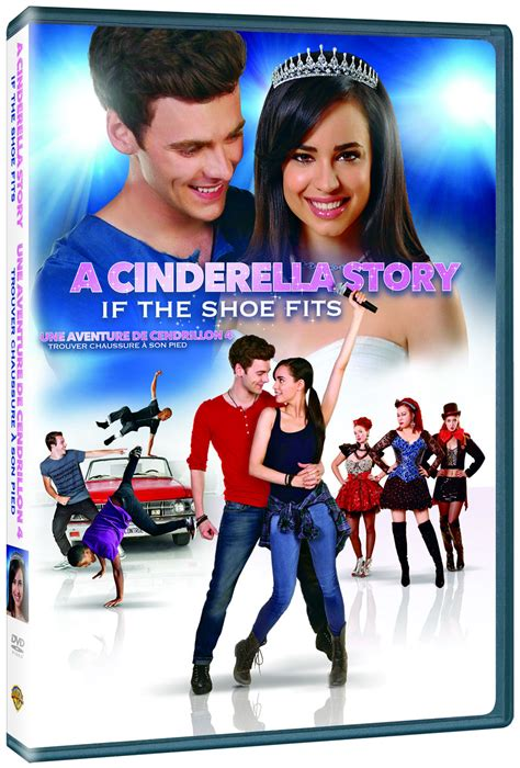 A Cinderella Story If The Shoe Fits Full Movie Cast