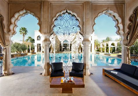 moroccan style small palace 1 give a touch of moroccan design to your home interior