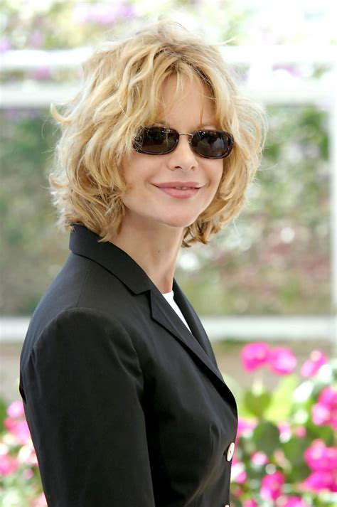 hair style of meg ryan in the film the women meg ryan photos photos celebrities at 56th cannes