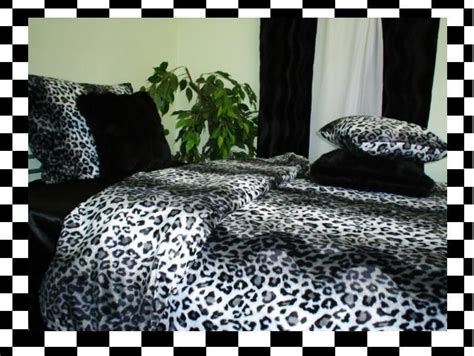 black cheetah comforter pink and black leopard print duvet cover sweetgalas