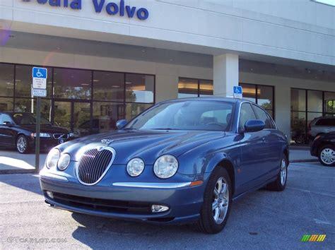 jaguar s type blue 2003 adriatic blue metallic jaguar s type 3 0 543639