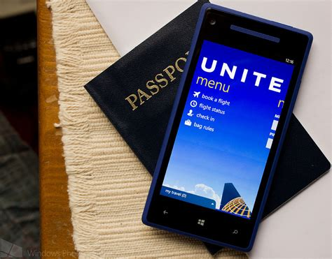 united contact united airlines releases its windows phone 8 app windows
