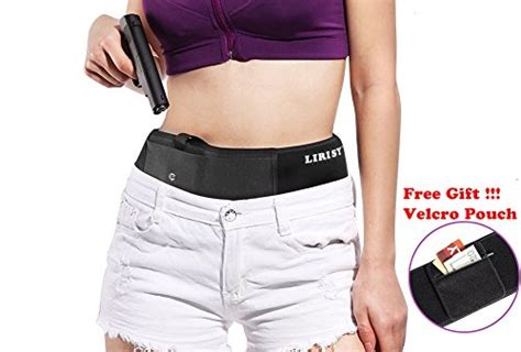 how can women conceal carry let me count the ways 30 cal gal lirisy belly band holster for concealed carry neoprene